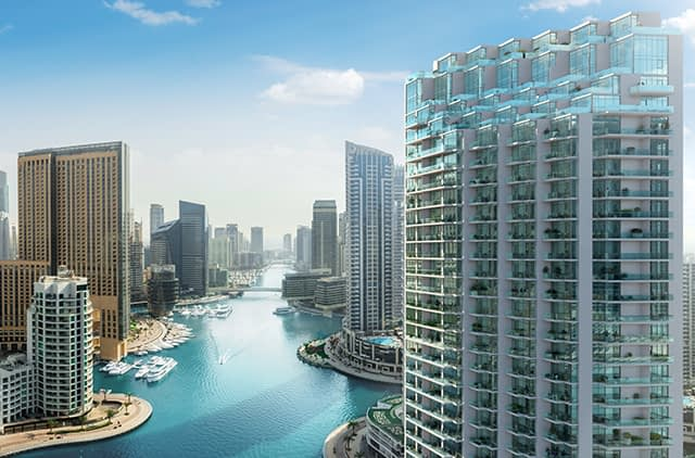 Buy property in Dubai from India